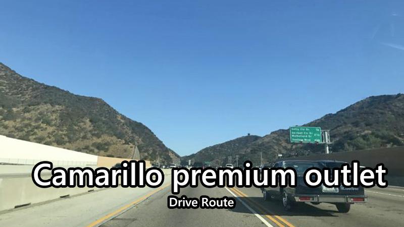 Camarillo premium outlet