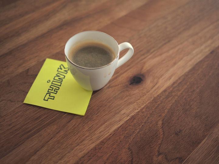 コーヒー think