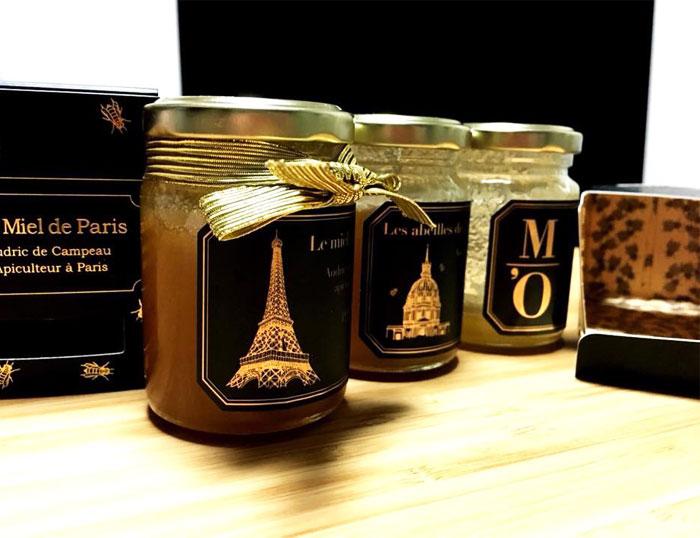 パリ ハチミツ