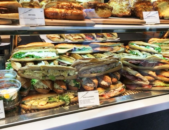 Boulangerie La Parisienne