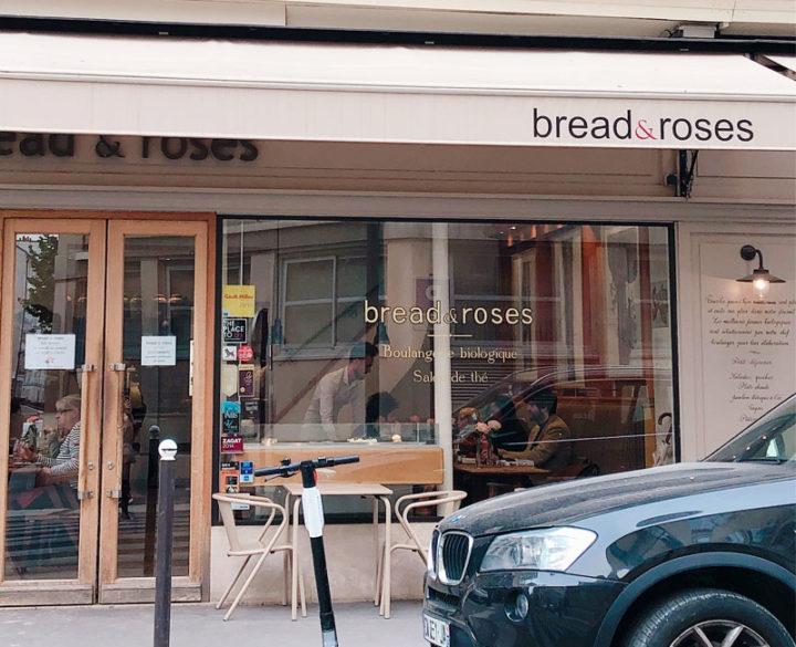 Bread & Roses ブレッドアンドローゼズ