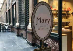 Mary ブリュッセル