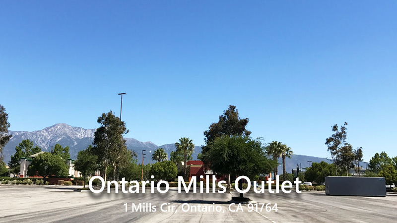 Ontario Mills Outlet