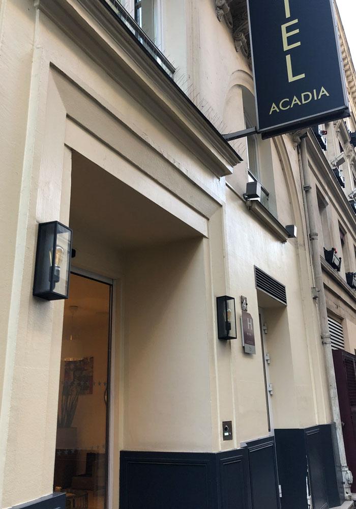 アストテルホテル アカディア