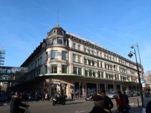 ボンマルシェ百貨店