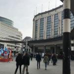 ブリュッセル中央駅