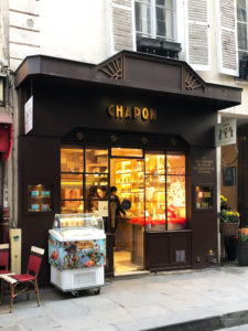 Chocolat Chapon Paris ショコラ シャポン