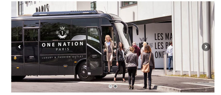 shuttle to one nation