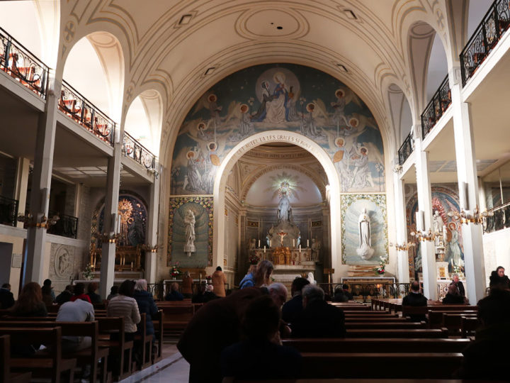 不思議のメダイの聖母の聖堂
