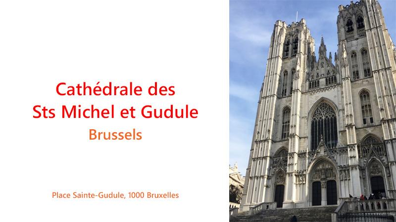 Cathédrale des Sts Michel et Gudule