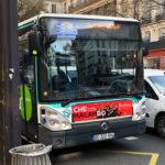 パリ バス 48番