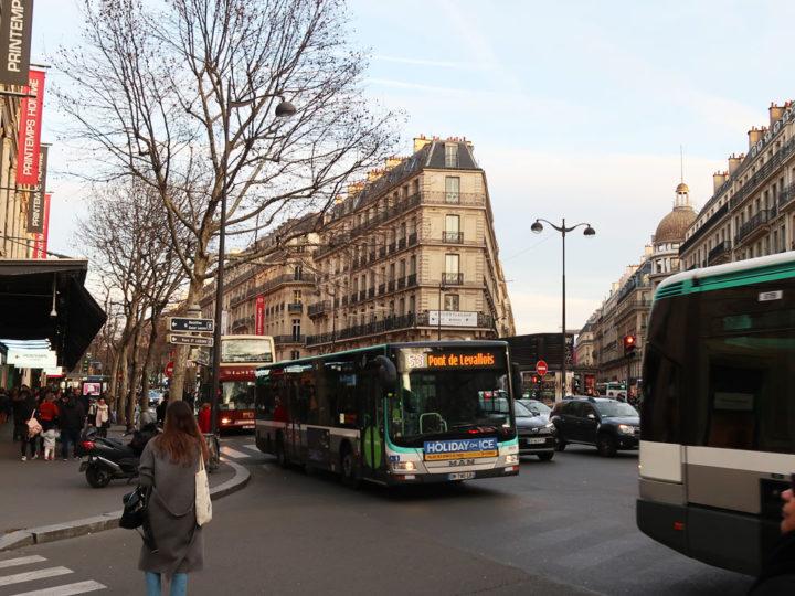 Paris Bus 53
