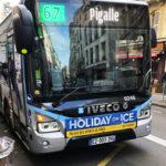 パリ バス 67番線
