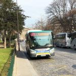 パリ バス 82番