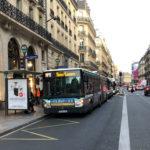 パリ バス 95番