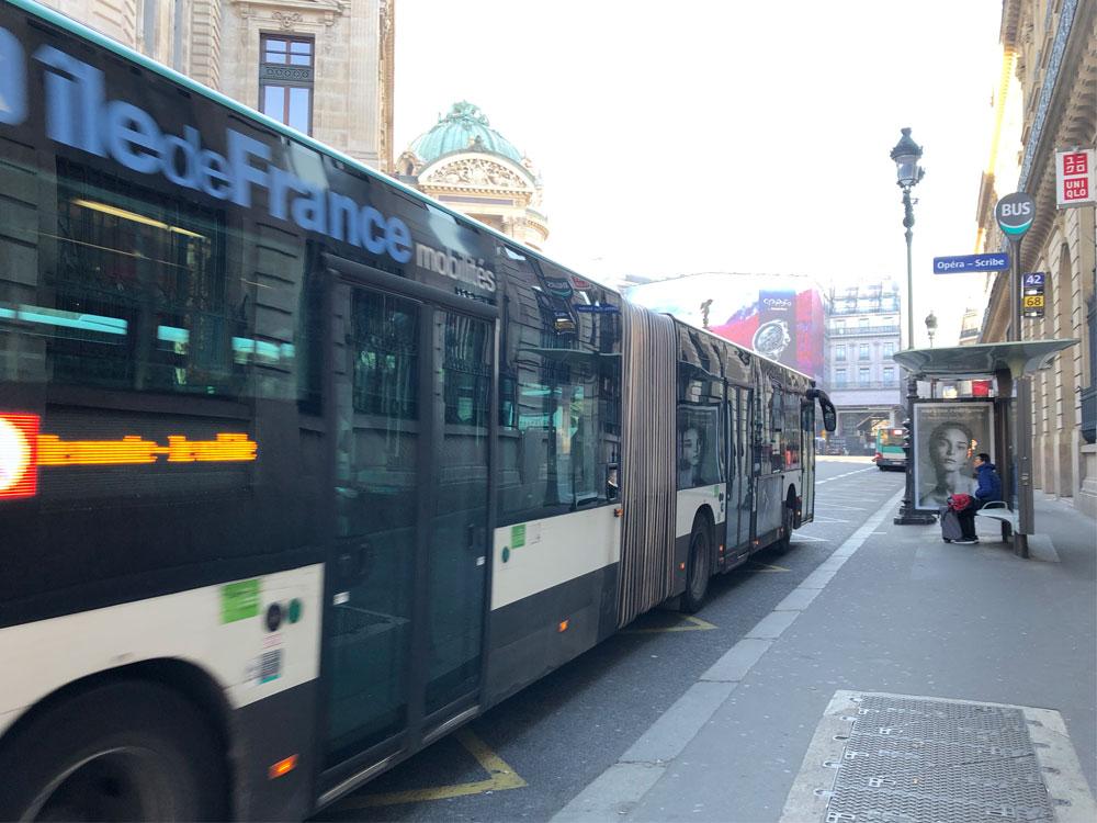 opera bus