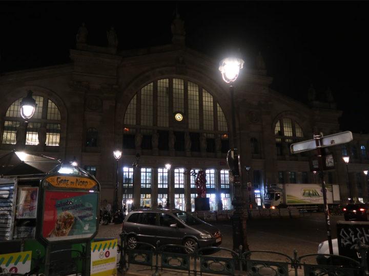 パリ 北駅