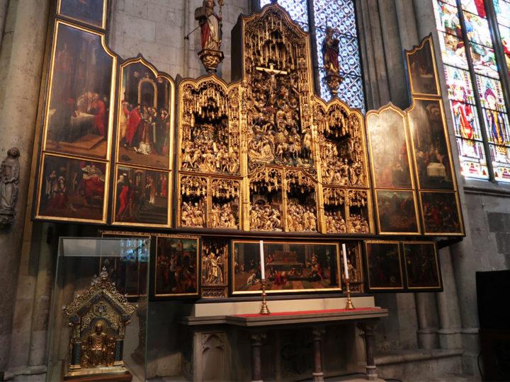 聖アギロルフスの祭壇画
