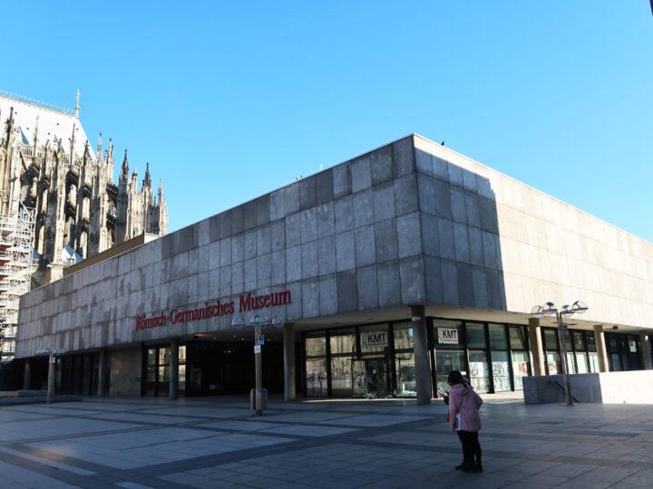 ローマ・ゲルマン博物館