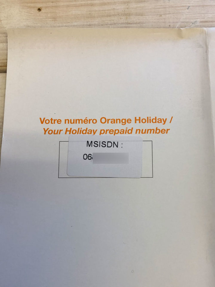 orange holiday