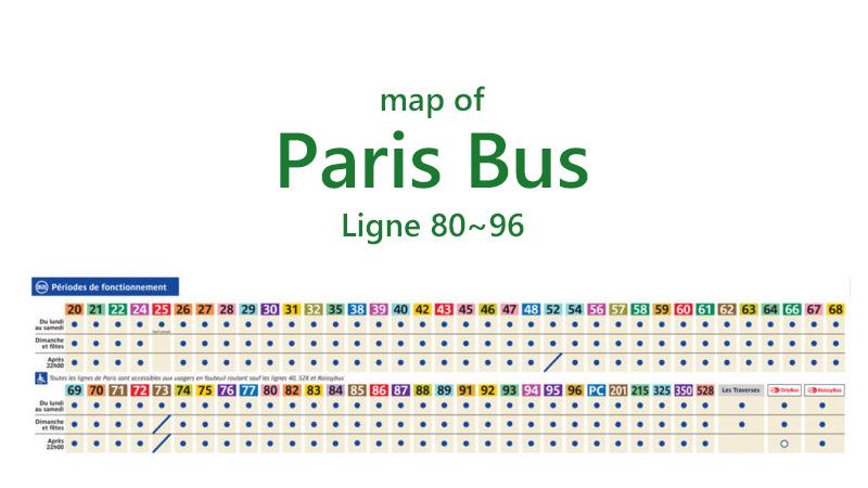 パリ バス