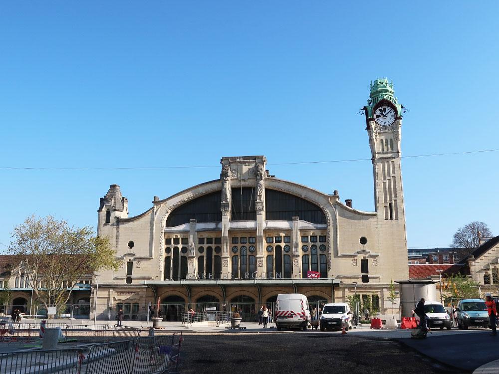 ルーアン駅