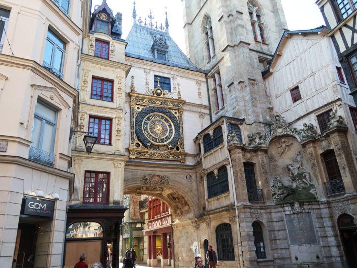 ルーアン 大時計