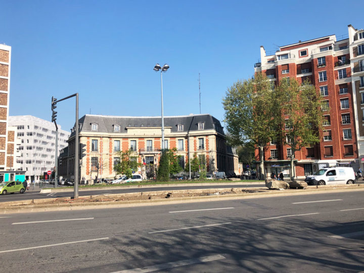 Mairie de Saint-Ouen