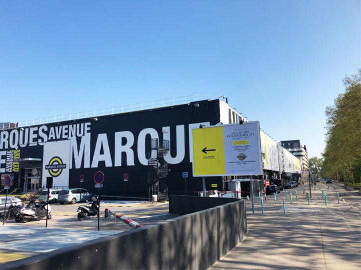 Marques Avenue マークアヴニュー L'ÎLE SAINT-DENIS リル・サンドゥニ