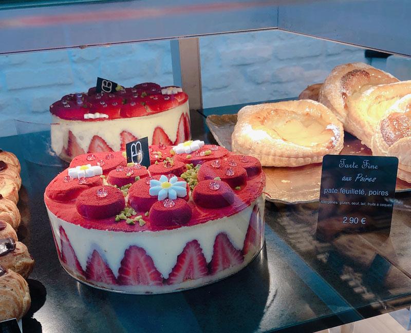 Boulangerie Paris & Co Ecoles