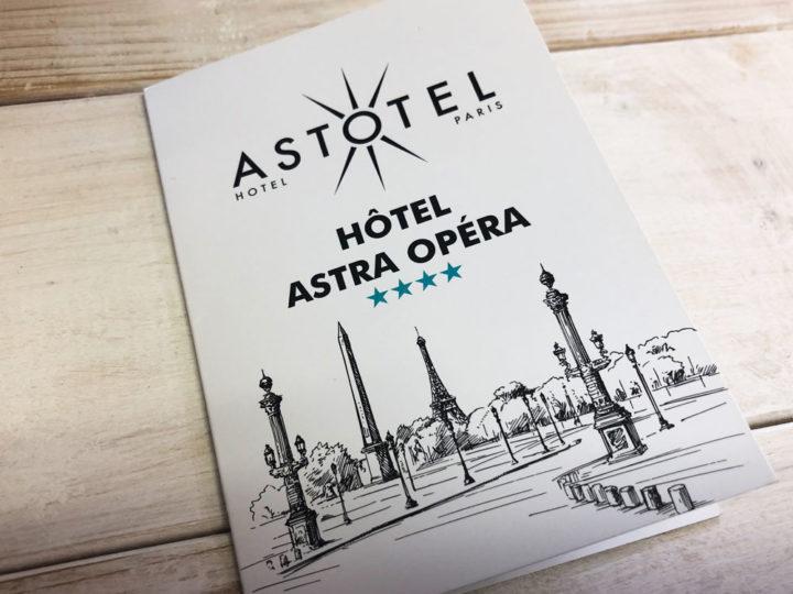 Hôtel Astra Opéra