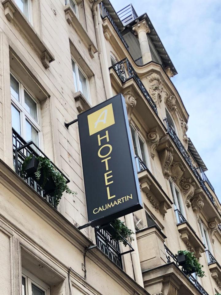 Hôtel Caumartin Opéra