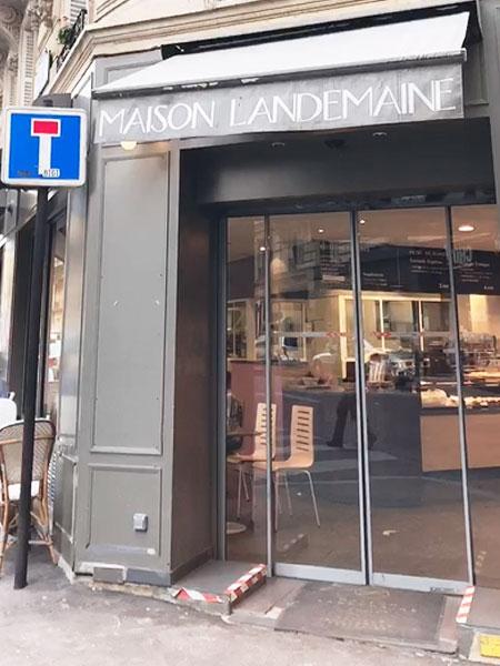 Maison Landemaine Clichy メゾンランドゥメンヌ クリシー