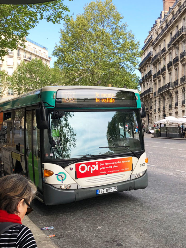 paris bus ligne63