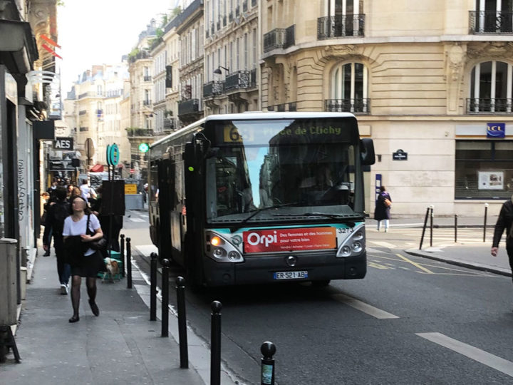 paris bus ligne68