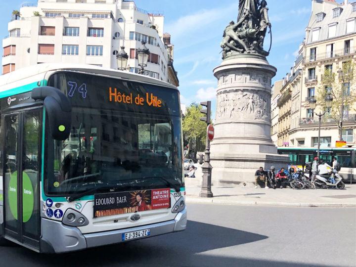 paris bus ligne74