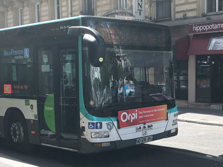 paris bus ligne80