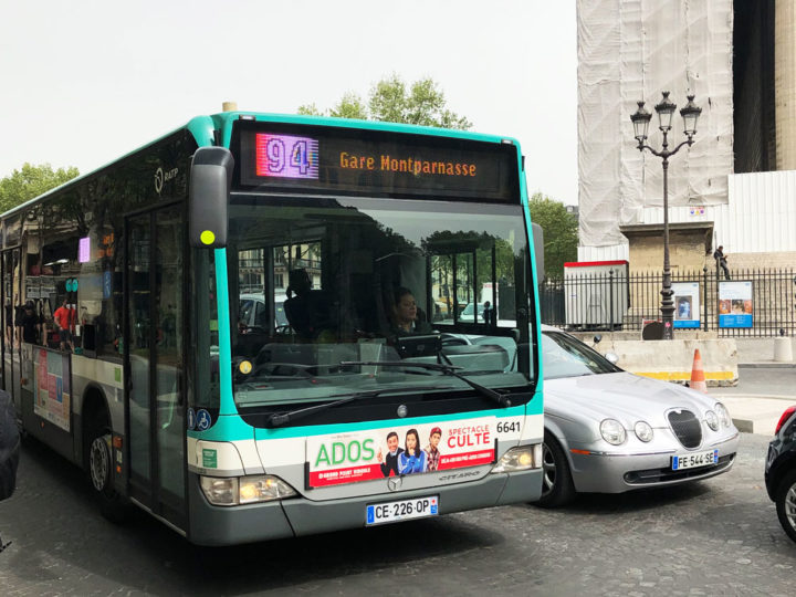 paris bus ligne94