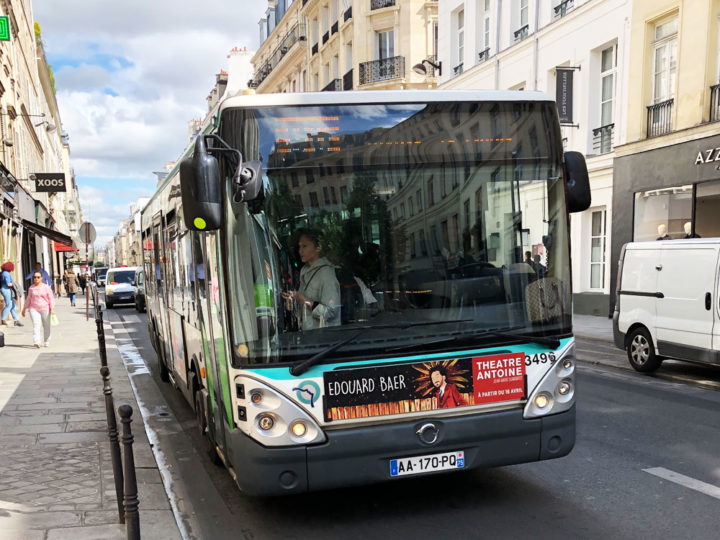 paris bus ligne96