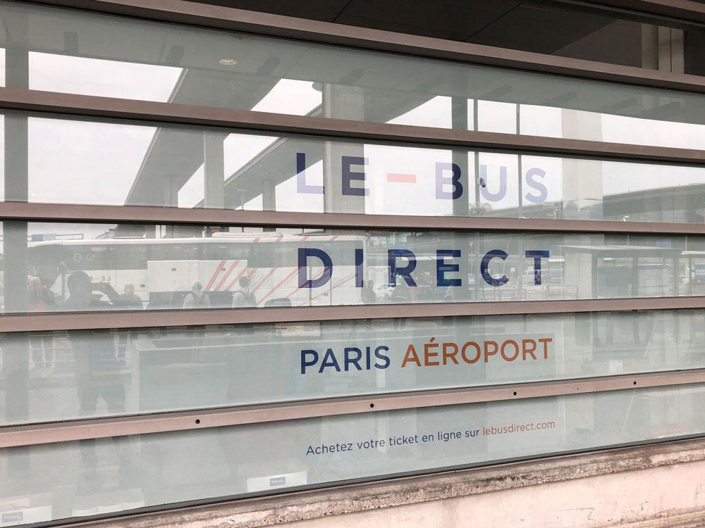 Le Bus Direct ル・ビュス・ディレクト