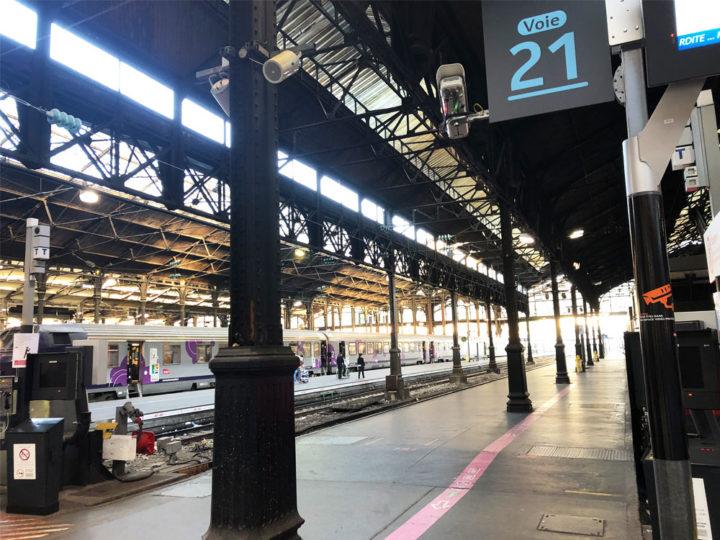 サンラザール駅