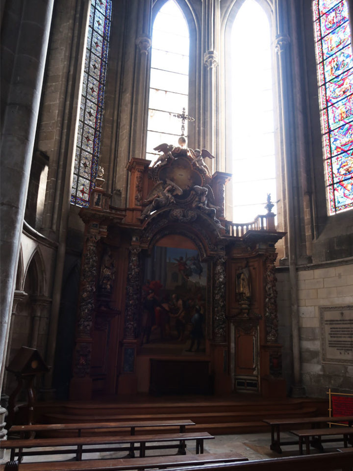 Retable du Grand-Saint-Romain
