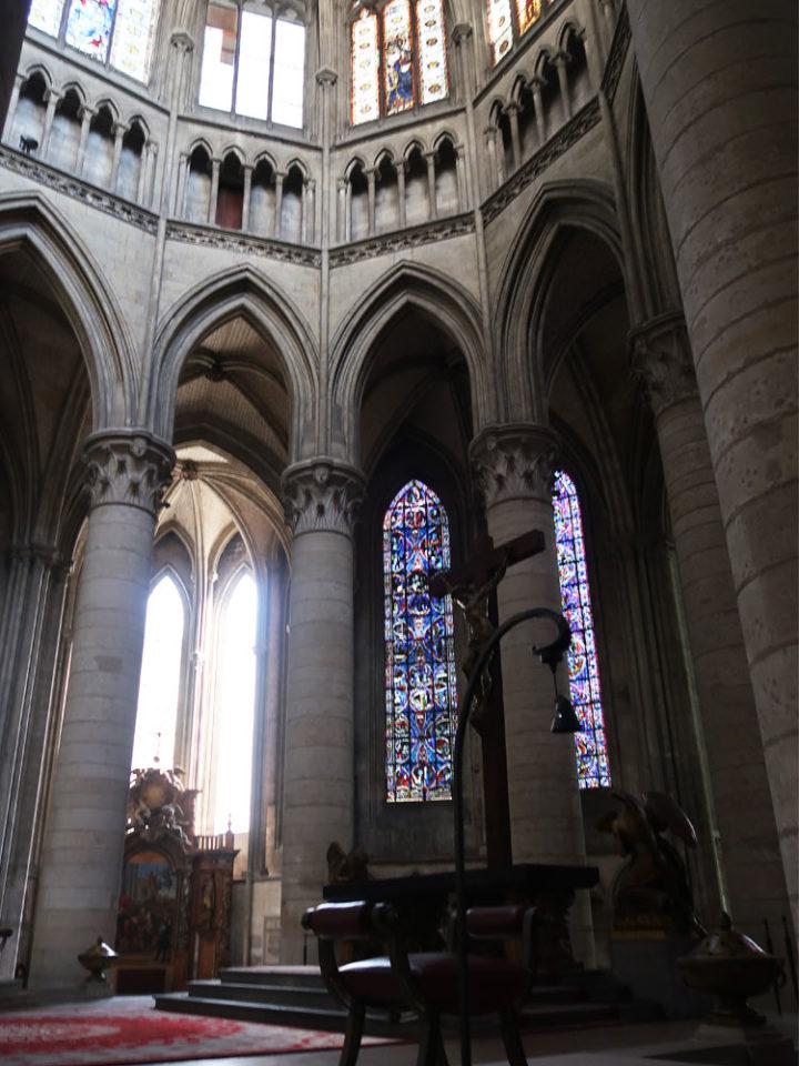 la statue du Christ de Clodion