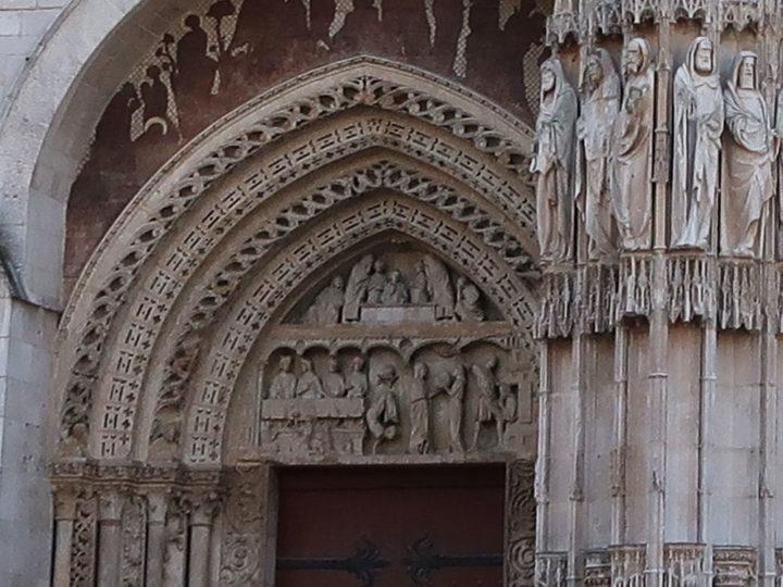 Le portail Saint-Jean