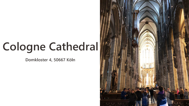 ケルン大聖堂 ドイツ