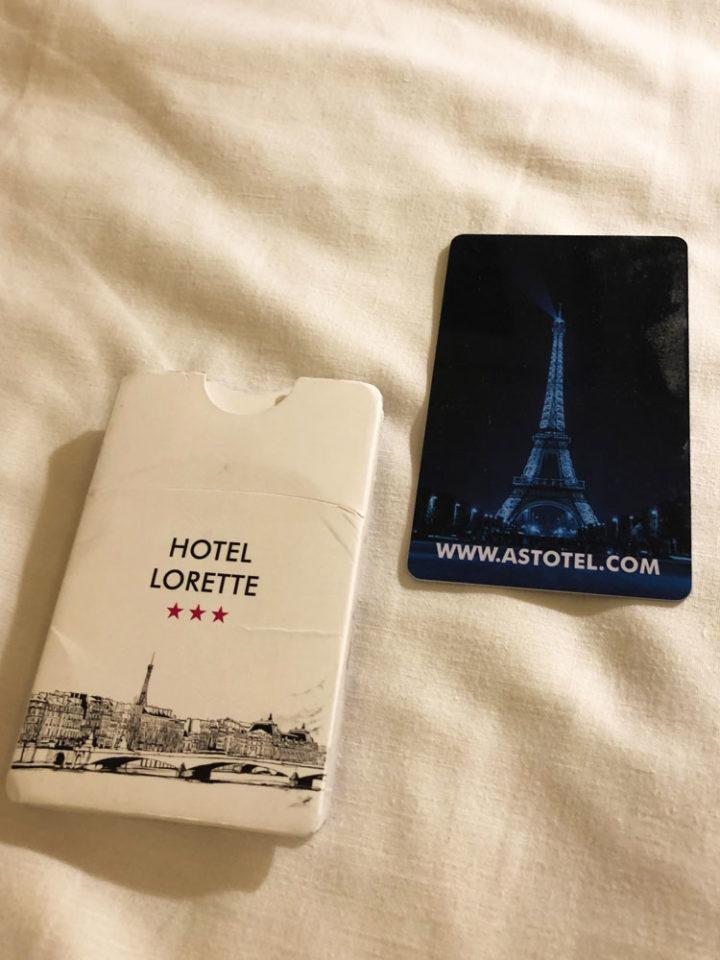 ホテル ロレット アストテル