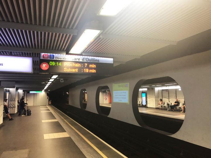 Gare Part-Dieu - Vivier Merle