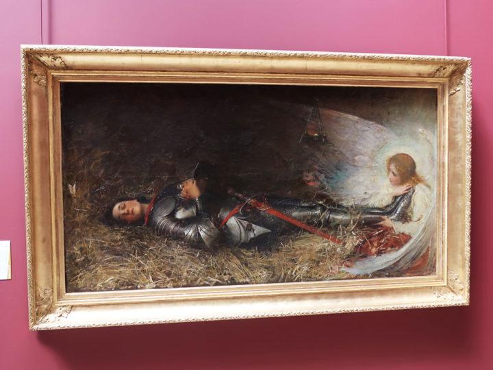 Le sommeil de Jeanne d'Arc