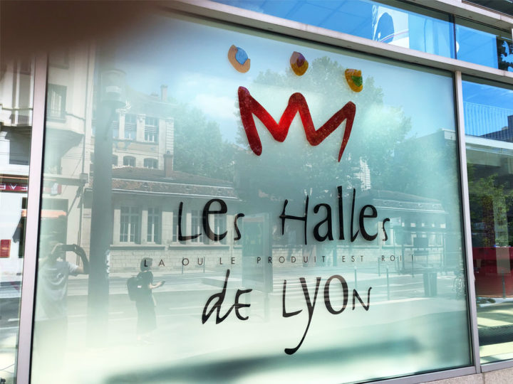 Halles de Lyon Paul Bocuse