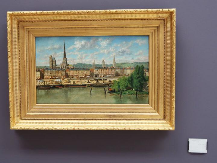 Le Port de Rouen